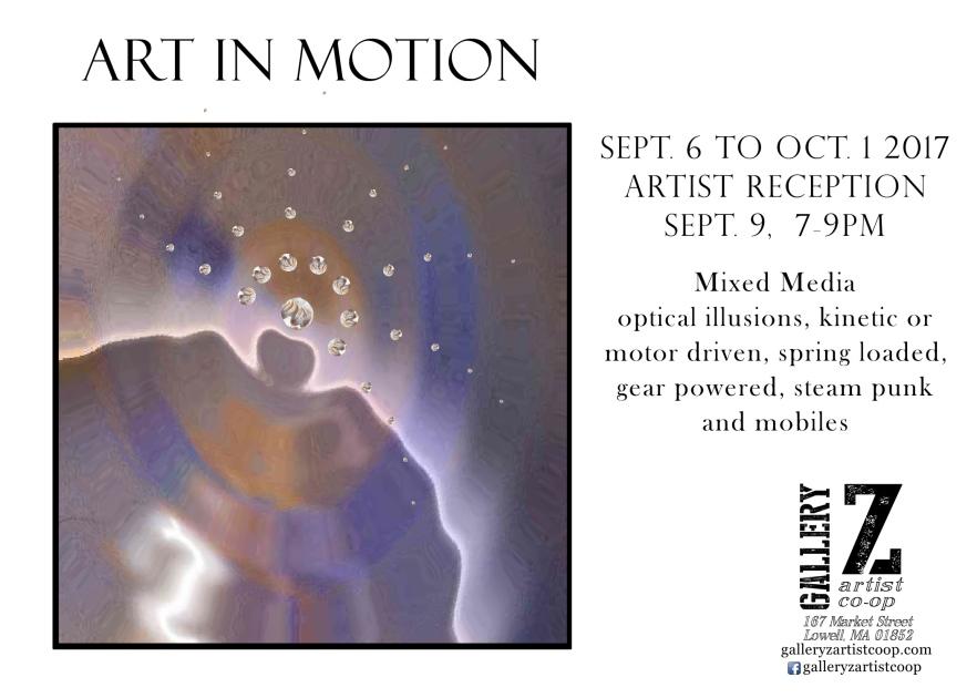art in motion art